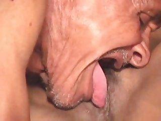 Pretty Teen X Disgusting old man
