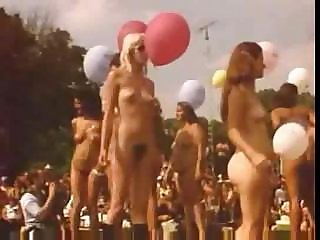 Miss nude contest 1970