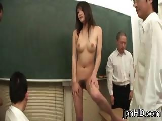 Suzuki Chao gets filled with jizz by two part5
