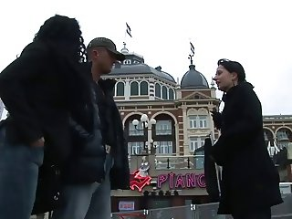Dutch porn in Scheveningen