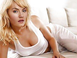Elisha Cuthbert Sexy Glamour Compilation