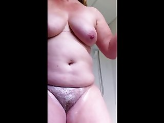 wet shower