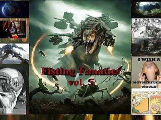 Fisting Fanatics vol. 5