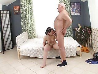 Grandpa Loves Cream Pie 3