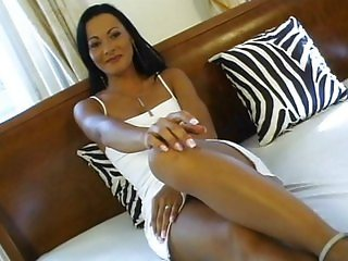 Sandra Romain double drilled