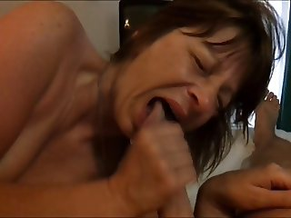 compilation mouth cum
