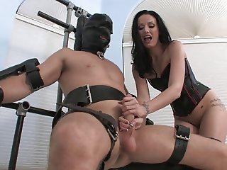 milked in bondage