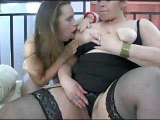 Big Nipple Mature-Young Lesbians!!!!!!!