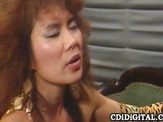 Asian babe seduced by repair man