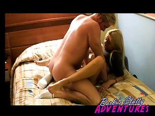 Barbi Horny Couple Enjoy a Quickie in Florida
