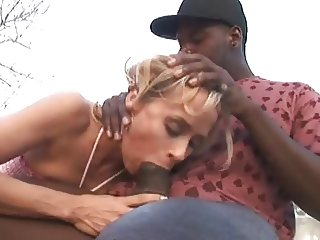 sissy husband watching his wife fucking (cuckold)