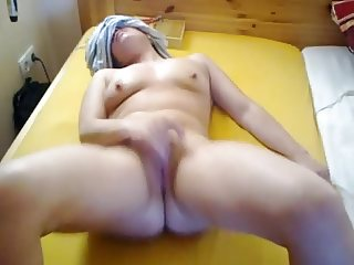 nice masturbation to orgasm