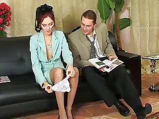 Nice secretary