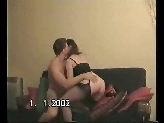 Homemade Threesome MMF - 14