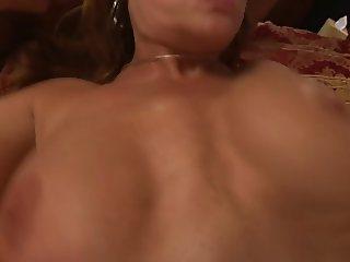 3 Way cheating wife slut