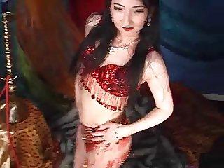 Escort mature asian kazakh woman shows her sexy body