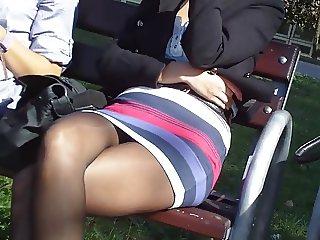 Pantyhose Voyeur1