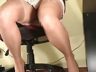 under you desk