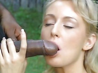 Betty Love likes big black dick
