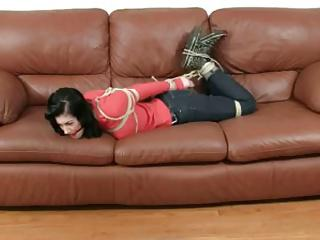Hogtied In Jeans