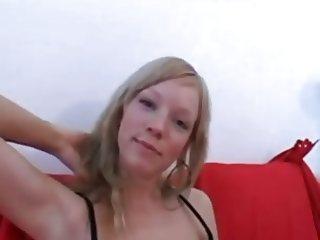 Swedish Girl Getting Some Danish Cock