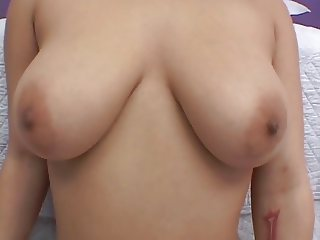 Mexican Paige Taylor Takes It Deep In Her Tight Shaved Pussy