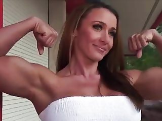 Erica Cordie: FBB Angel Dusk Muscle Flex - Ameman