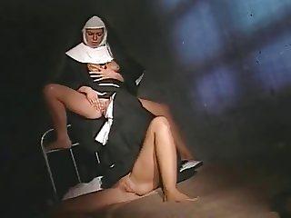 Nuns Commune Together
