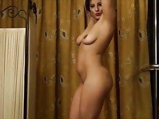 Romanian big ass dancing webcam