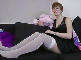 Claires review of Pamela Mann OTK socks