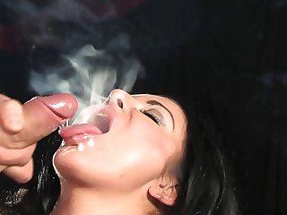 smoking bj and fuck