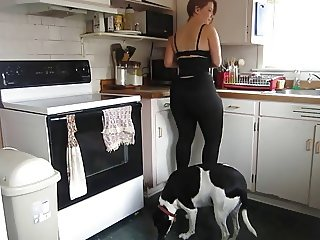 kitchen spandex