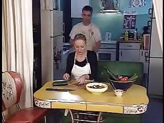 Kitchen Nasty Granny