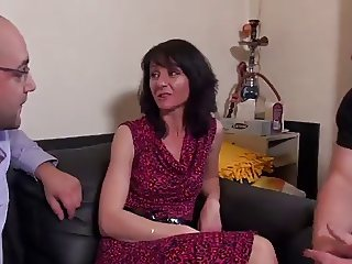 Monica G hot skinny mature neighbor