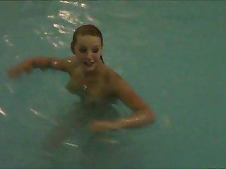 swimming pool sex with mya