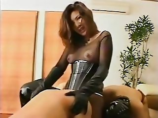Asian dominatrix