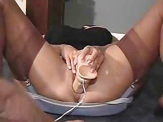 Michelle's oral and dildo