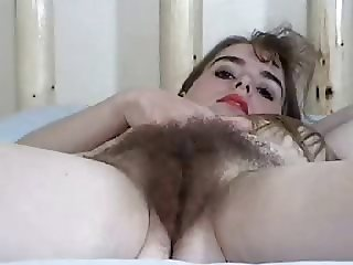 Hairy girl hot fuck