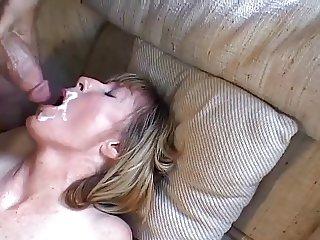 Such A Cum Slut Milf !