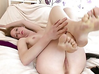 Sensual Foot Rubbing
