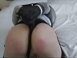 British bondage crossdresser