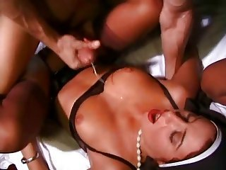Twisted Dreams Scene 2 - Cassandra Wild, Stephany Steel