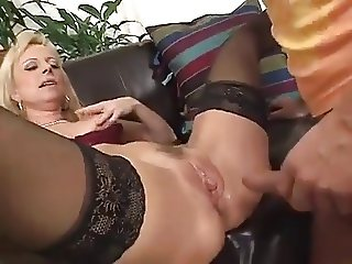 Hot Euro Mature Cougar Banging