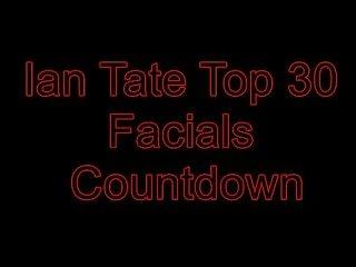30 facials in 5 minutes!