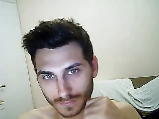 Greek Beautiful Str8 Boy Masturbation On Cam, Nice Big Cock