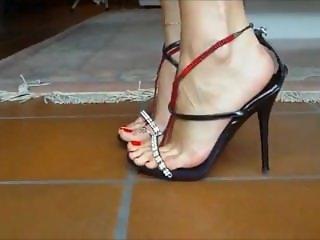 Bare Feet & High Heels