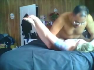 Horny amateur couple Sex