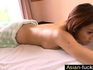 MIRACLE Hikaru massage - asian-fucks