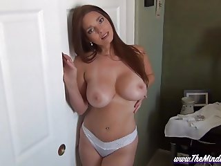 Milf Mindi Mink Seduces her son TABOO MOM SON