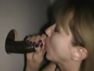 Wife BBC Gloryhole